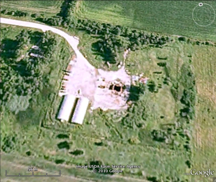 Atlas F 556-3 Missile Silo Plattsburgh AFB New York