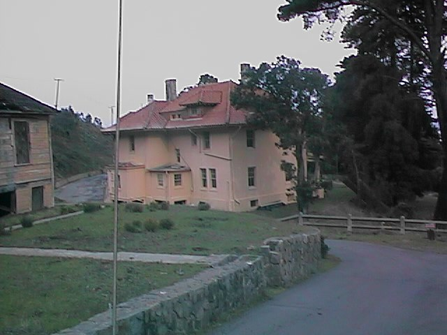 One of the Ft. McDowell Houses used to house the Nike troops.